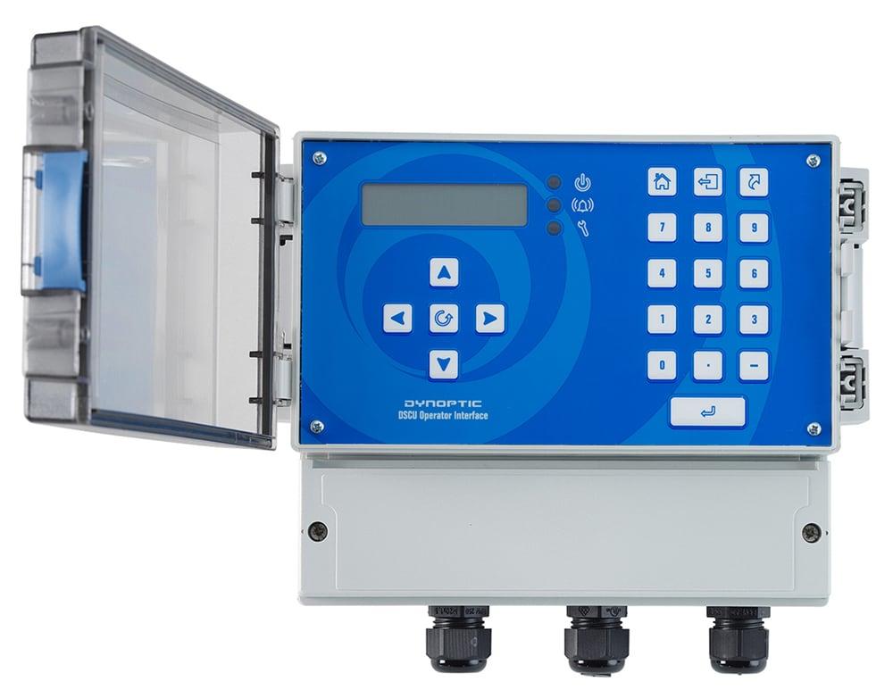 DSCU Operator Interface